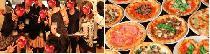[渋谷] 女性に大人気!おいしいピザ食べ放題!