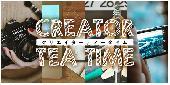 [渋谷] クリエイターティータイム@渋谷 【空いた時間を新たな出会いにしよう。】20〜35歳限定!