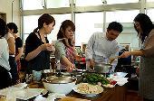 [渋谷❤料理] 【7/26☆9:45】お料理コン♪体に優しいオーガニック食材を使ってワイワイ!クッキング交流会@薬膳ごはんプレゼント