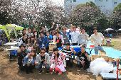 [新木場] 4月25日 120名規模‼青空BBQ‼《豪華食材&飲み放題&BGM付》