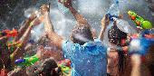 [池袋] 『水鉄砲』×池袋バスルーム『最熱』の4時間ぶっ続けDJイベント!!