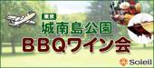 [城南島海浜公園] 夏の150人BBQワイン会 @城南島海浜公園【30代40代中心】
