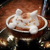 [銀座] 19時30分~ワッフルで有名な銀座NOAカフェでまったりカフェ会します。ワッフルはふわふわでかなりボリュームあります!