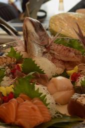 [] 100名規模☆太白ごま油を使った海鮮天ぷら祭りの会 〜今回も料理20品以上でます☆〜