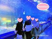 [東京] ★8/18 しながわ水族館めぐりの恋活・友達作り ★ 自然な出会いはここから★
