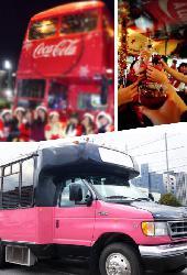 [六本木] 【女性限定】オシャレパーティーバスでクリスマス女子会 ¥6500→¥5000