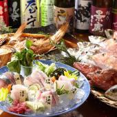 [新宿] 【新宿】虎連坊☆美食会☆日本全国の個性豊かな日本酒と、旬を大切にした酒に合う料理を楽しみましょう♪