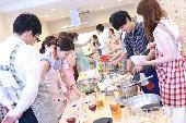 [新宿御苑] 休日に参加できるお料理コン