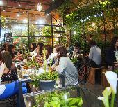 [青山] 南青山の素敵なTEA HOUSEでカフェ会♫