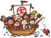 ❀激震❀七福神巡り!!開運☆グルメ☆新しい仲間☆今年はきっと良いことが起こる♪