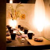 *駅前*【初めての方歓迎 !】新橋のお洒落な隠れ家料理店で飲み会しよう♪♪あの芸人さんも来るかも♡