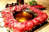 [銀座] 【初めての方歓迎!】♡銀座でお酒と料理の交流会・とろける「肉炊き鍋」の旨さ♪♪♡