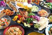 [] 恵比寿・空中花園で「大人のグルメ会」♡リゾート気分を満喫できる、ルーフトップビアガーデンで料理を楽しもう♪♪♡