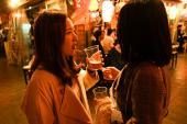 [] 【肉寿司食べ放題】日本酒の季節到来!交流できる日本酒の利き酒イベント開催!