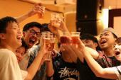 [] 【12時間飲み放題】初めての12時間!銀座と渋谷!年越しカウントダウンイベント!