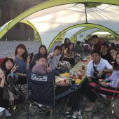 [多摩川河川敷] 7/16(日)13:00〜友活&恋活☆BBQパーティ@多摩川河川敷