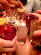 [新宿] 【第9回】自由交流会&人狼会!【飲み放題有!飲食物持ち込みOKです!】