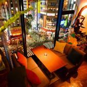 [新宿] 新宿駅東口徒歩3分!!☆新宿おしゃれ夜カフェ会☆ 新宿のオシャレな隠れ家的なカフェで友達・人脈作り♪
