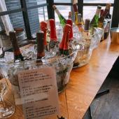 【独身限定】赤坂のテラスで楽しむワイン会
