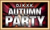 [六本木] 【六本木のバーをジャック!?】★20代限定!食×音楽で初秋を謳歌♫★DJ K.X.K Autumn Party!!! ★駅近のお洒落なBAR...