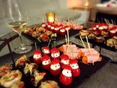 [東京(渋谷・神泉)] 【初心者大歓迎☆ワインホームパーティ】おすすめ白ワイン4種を飲み比べ&飲み当てワイン会