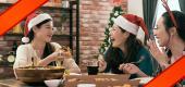 [恵比寿] 【40名☆X'masホームパーティー】男性ハイステイタス!聖夜の夜に理想的な相手と出会える♪特製ディナーを堪能しながら