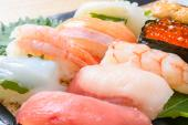 ≡☆イチ金寿司会〜渋谷の夜景が見えるイベントラウンジ主催の寿司パ〜