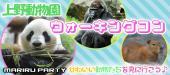 [上野] 【一人参加限定】  上野動物園ウォーキングコン☆ 愛くるしい動物達が男女恋をサポート♡
