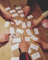 """[] 心理学カードゲーム""""UNGAME""""カフェ会!東京丸の内!"""