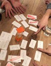 心理学カードゲームカフェ会!2/24(月・祝)15:00~17:00 渋谷UNGAME!